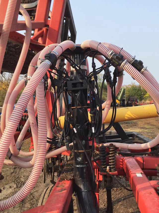 Датчики контроля высева, Система для сеялок точного высева, СКВ «Record», Система контроля высева