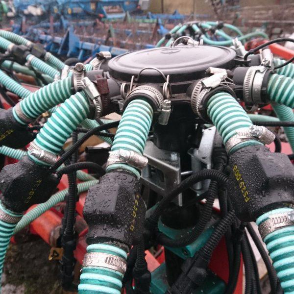 Terminator Hatzenbichler – датчики контроля высева
