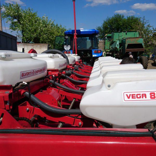 VEGA 8 PROFI – датчики контроля высева