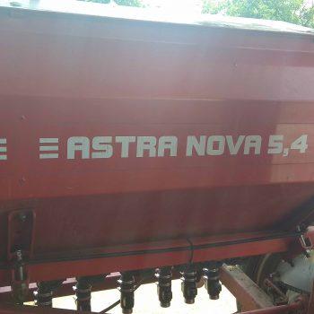 ASTRA NOVA 5,4 – система контроля высева