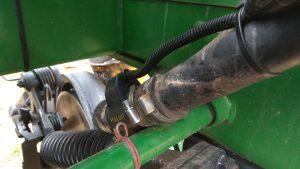 john deere 1590, RECORD, FS38, система контроля высева, зерновая сеялка, пневматика. Датчики семян, на забивание