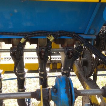 ремсинтез, срз-3,6, RECORD, FS38, система контроля высева, зерновая сеялка, пневматика. Датчики семян, на забивание