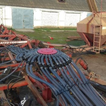 Horsch, john deere, RECORD, FS32, FS30, FS25, система контроля высева, зерновая сеялка, пневматика. Датчики семян, на забивание, рекорд, трак, херсон, сплошной посев, сигнализация на сеялку, контроль, монада, агро союз, СКВ РЕКОРД.