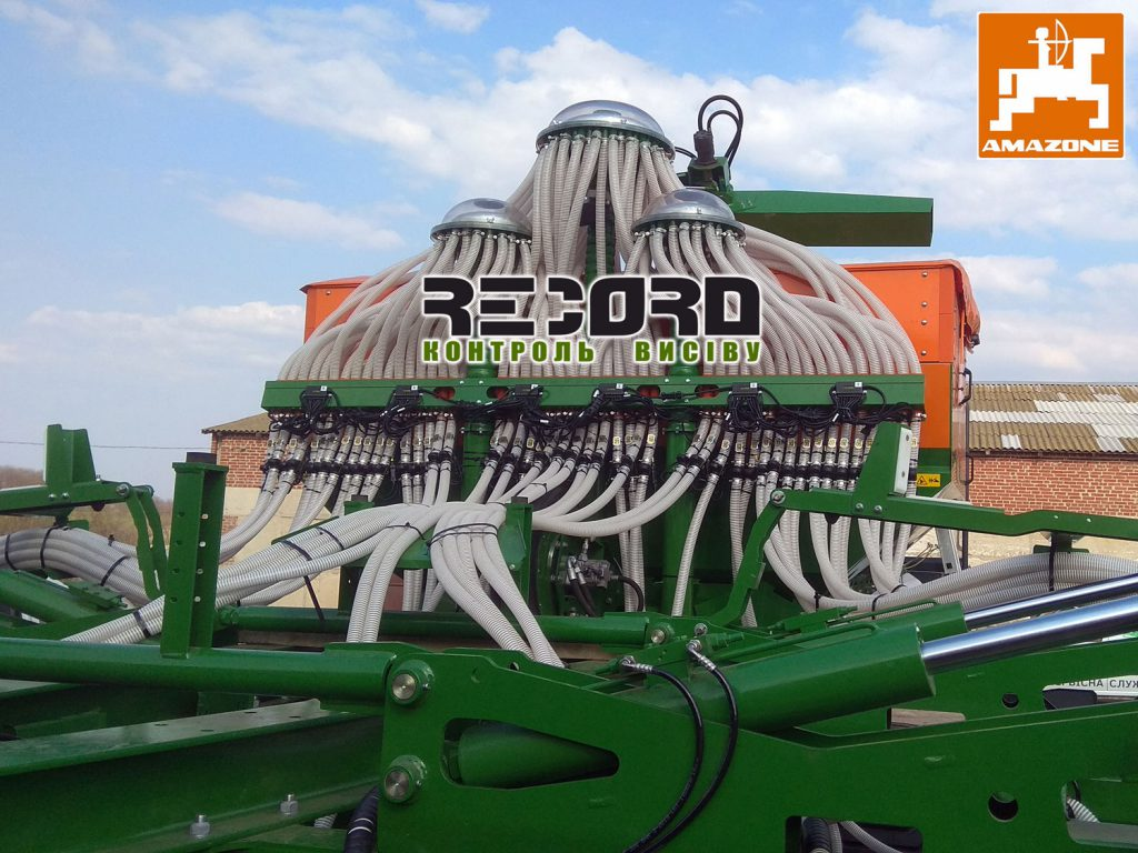 AMAZONE, Primera, DMC, 9000, Horsch, john deere, RECORD, FS32, FS30, FS25, система контроля высева, зерновая сеялка, пневматика. Датчики семян, на забивание, рекорд, трак, херсон, сплошной посев, сигнализация на сеялку, контроль, монада, агро союз, СКВ РЕКОРД.