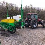 Система «Record» на сеялке точного высева SPM8 Veles Agro