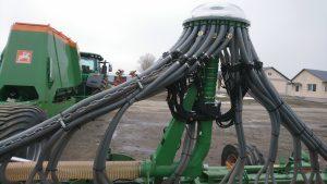 AMAZONE Citan - датчики висіву на зернові сівалки