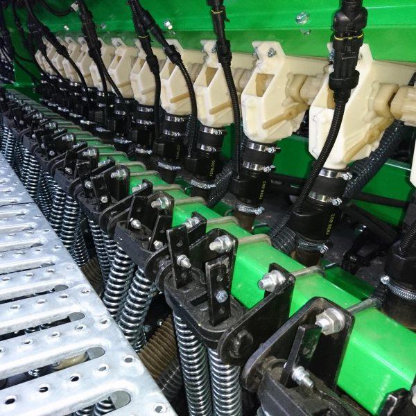 NIKA VELES AGRO - датчики контроля высева