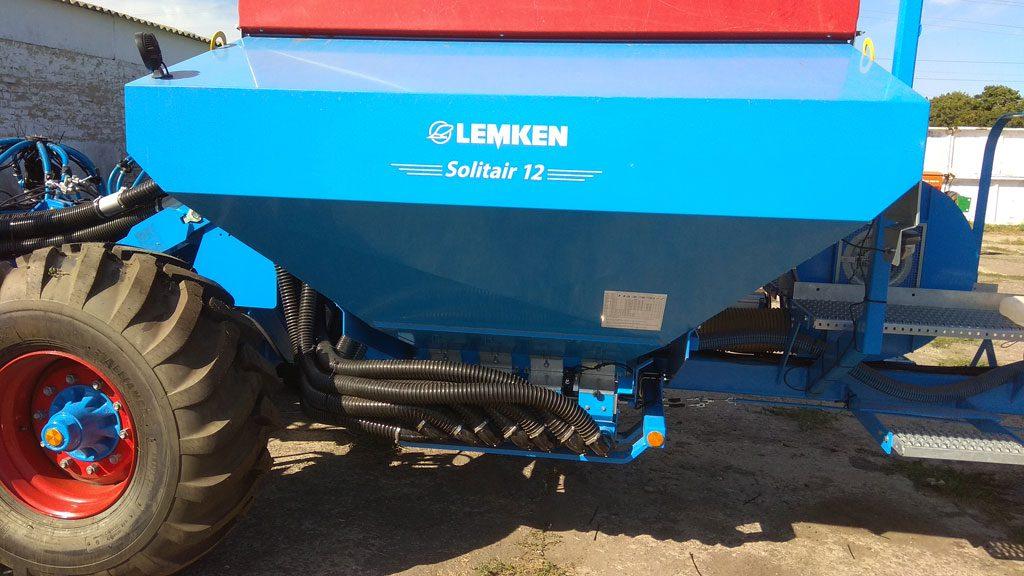 Lemken solitaire 12, RECORD, FS32, FS30, FS25, система контроля высева, зерновая сеялка, пневматика. Датчики семян, на забивание, рекорд, трак, херсон, сплошной посев. Lemken